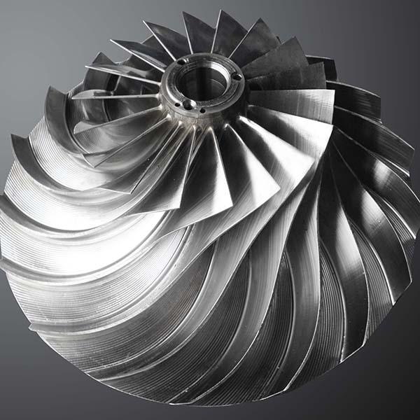 离心式空压机叶轮