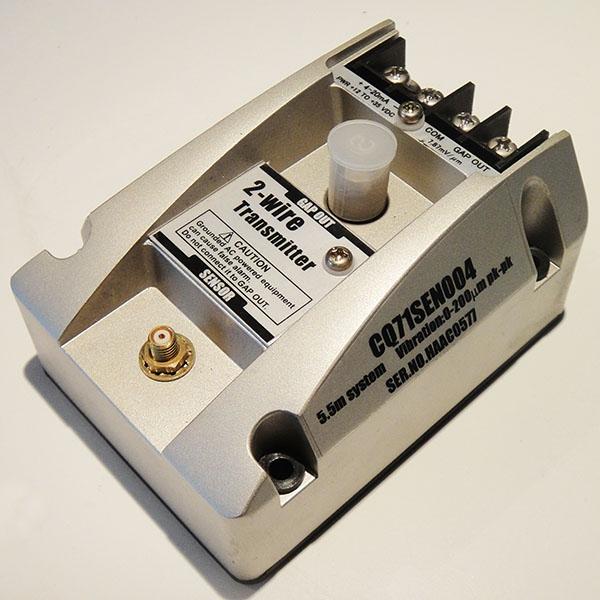 离心式空压机振动传感器